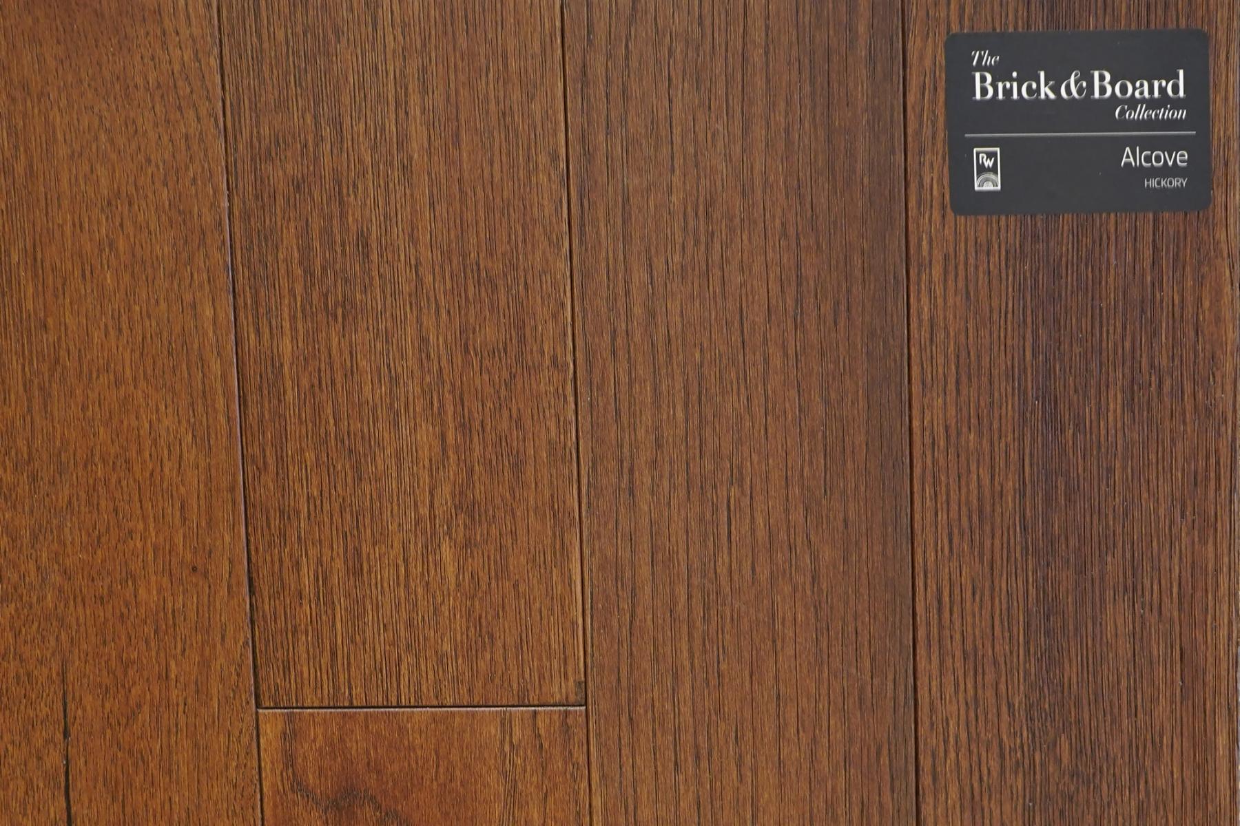 Brick & Board - Alcove