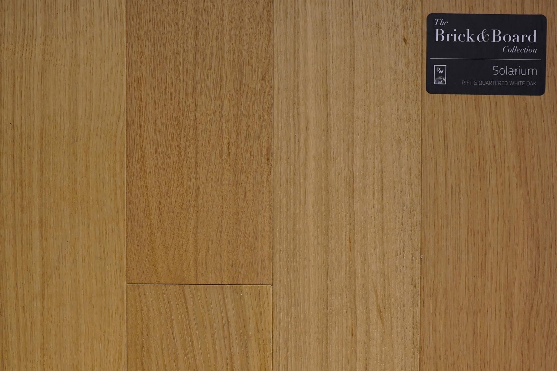 Brick- & Board - Solarium