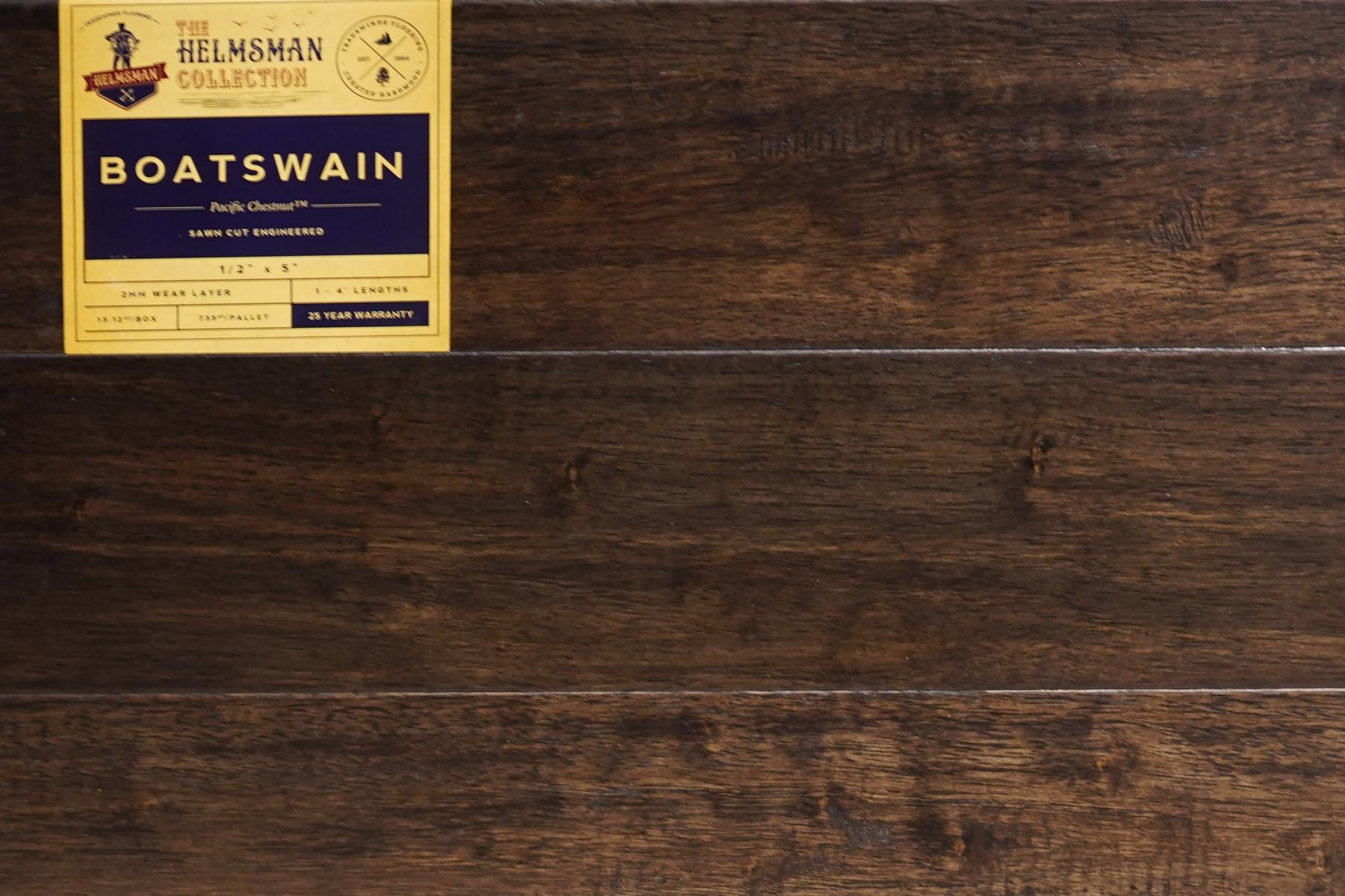 Helmsman - Boatswain