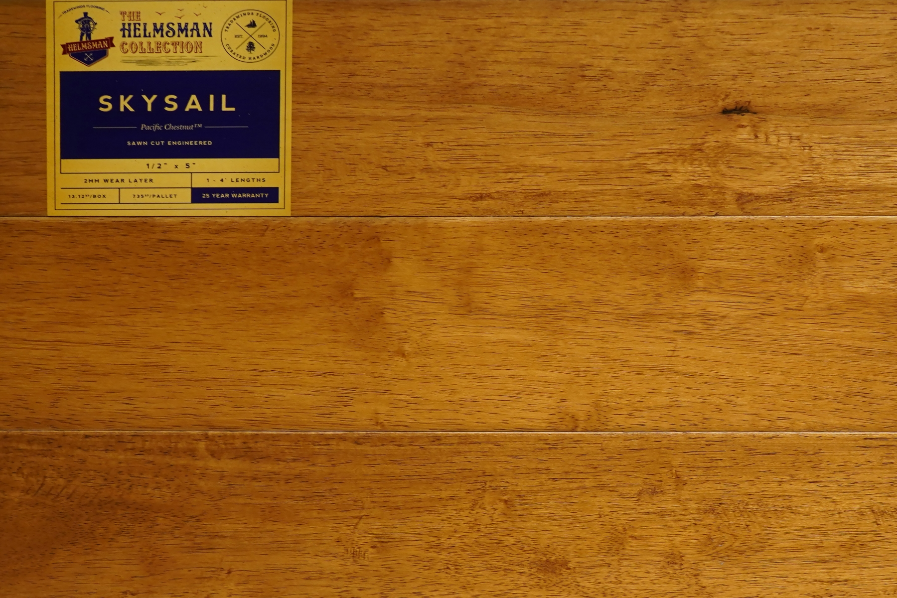 Helmsman - Skysail